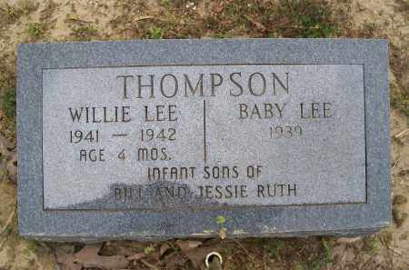 THOMPSON, WILLIE LEE - Lawrence County, Arkansas   WILLIE LEE THOMPSON - Arkansas Gravestone Photos