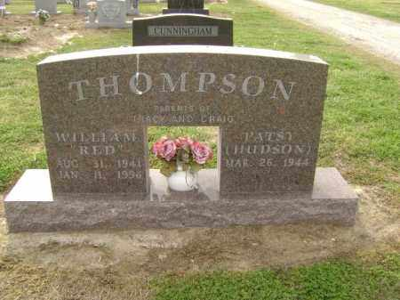 "THOMPSON, WILLIAM ""RED"" - Lawrence County, Arkansas 