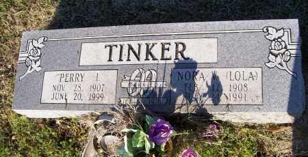 "TINKER, NORA VIOLA ""LOLA"" - Lawrence County, Arkansas | NORA VIOLA ""LOLA"" TINKER - Arkansas Gravestone Photos"