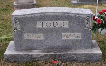 TODD, JOSEPH THOMAS - Lawrence County, Arkansas   JOSEPH THOMAS TODD - Arkansas Gravestone Photos