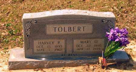 TOLBERT, HARVEY REX - Lawrence County, Arkansas | HARVEY REX TOLBERT - Arkansas Gravestone Photos