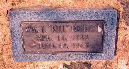 """TOLBERT, WILLIAM FRANKLIN """"BILL"""" - Lawrence County, Arkansas   WILLIAM FRANKLIN """"BILL"""" TOLBERT - Arkansas Gravestone Photos"""