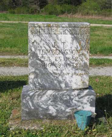 """TOMBLINGSON, JOHN T. """"J. T."""" - Lawrence County, Arkansas   JOHN T. """"J. T."""" TOMBLINGSON - Arkansas Gravestone Photos"""