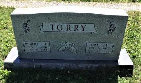 "TORRY III, ROBERT JAMES ""JIM"" - Lawrence County, Arkansas | ROBERT JAMES ""JIM"" TORRY III - Arkansas Gravestone Photos"