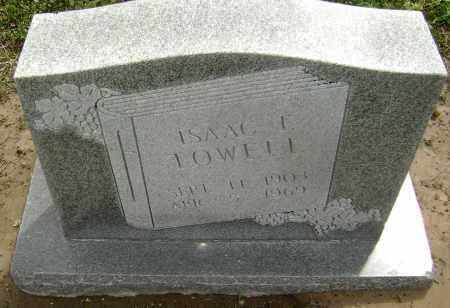 "TOWELL, ISAAC E. ""IKE"" - Lawrence County, Arkansas | ISAAC E. ""IKE"" TOWELL - Arkansas Gravestone Photos"