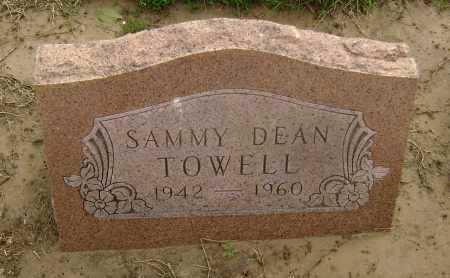 TOWELL, SAMMY DEAN - Lawrence County, Arkansas | SAMMY DEAN TOWELL - Arkansas Gravestone Photos