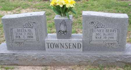 TOWNSEND, DELTA O'NEAL - Lawrence County, Arkansas | DELTA O'NEAL TOWNSEND - Arkansas Gravestone Photos