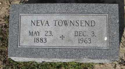 TOWNSEND, NEVA - Lawrence County, Arkansas | NEVA TOWNSEND - Arkansas Gravestone Photos
