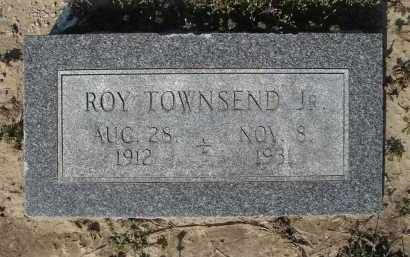 TOWNSEND, JR., ROY ALEXANDER - Lawrence County, Arkansas | ROY ALEXANDER TOWNSEND, JR. - Arkansas Gravestone Photos