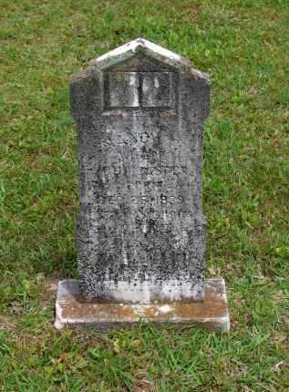 CASPER, NANCY CAROLINE GRAY TRACY - Lawrence County, Arkansas | NANCY CAROLINE GRAY TRACY CASPER - Arkansas Gravestone Photos