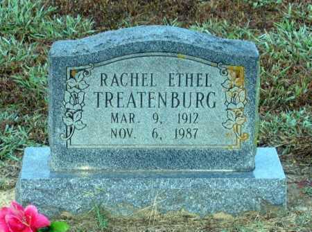 WHITLOW TREATENBURG, RACHEL ETHEL - Lawrence County, Arkansas   RACHEL ETHEL WHITLOW TREATENBURG - Arkansas Gravestone Photos