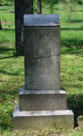"TRENTHAM, JOHN HENRY ""TOBE"" - Lawrence County, Arkansas | JOHN HENRY ""TOBE"" TRENTHAM - Arkansas Gravestone Photos"
