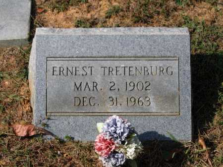 "TRETENBURG, ERNEST ""BUTCH"" - Lawrence County, Arkansas | ERNEST ""BUTCH"" TRETENBURG - Arkansas Gravestone Photos"