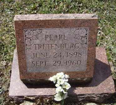 MCCAFFREY TRETENBURG, PEARL - Lawrence County, Arkansas | PEARL MCCAFFREY TRETENBURG - Arkansas Gravestone Photos