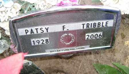 TRIBBLE, PATSY FERN - Lawrence County, Arkansas | PATSY FERN TRIBBLE - Arkansas Gravestone Photos