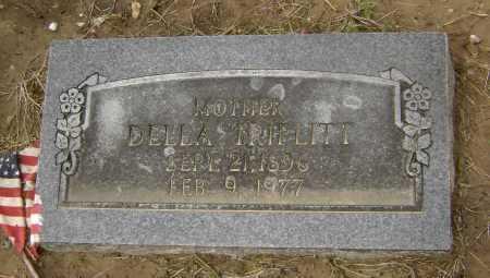 TRIPLITT, DELLA - Lawrence County, Arkansas | DELLA TRIPLITT - Arkansas Gravestone Photos