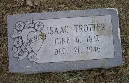 TROTTER, ISAAC - Lawrence County, Arkansas | ISAAC TROTTER - Arkansas Gravestone Photos