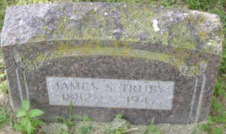TRUBY, JAMES S. - Lawrence County, Arkansas | JAMES S. TRUBY - Arkansas Gravestone Photos