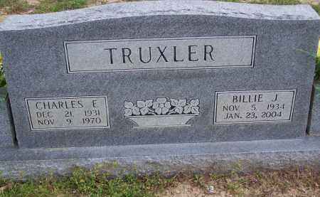 ORR TRUXLER, BILLIE J. - Lawrence County, Arkansas | BILLIE J. ORR TRUXLER - Arkansas Gravestone Photos