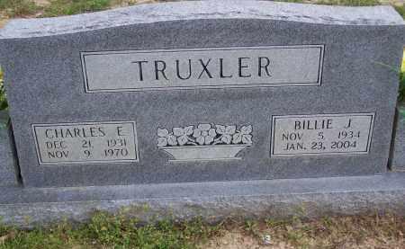 TRUXLER, CHARLES E. - Lawrence County, Arkansas   CHARLES E. TRUXLER - Arkansas Gravestone Photos