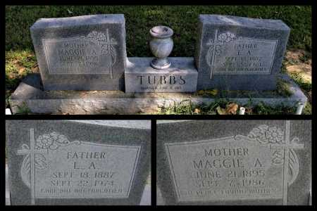 """TUBBS, LEANDER A.  """"L. A."""" - Lawrence County, Arkansas 