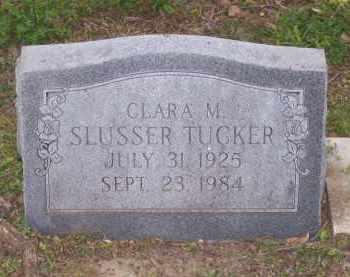 TUCKER, CLARA M. - Lawrence County, Arkansas | CLARA M. TUCKER - Arkansas Gravestone Photos