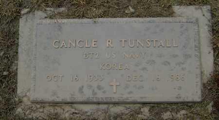 TUNSTALL  (VETERAN KOR), CANCLE ROOSEVELT - Lawrence County, Arkansas | CANCLE ROOSEVELT TUNSTALL  (VETERAN KOR) - Arkansas Gravestone Photos