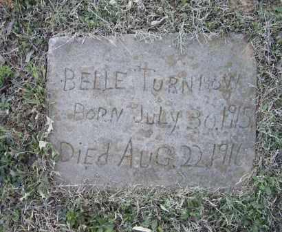 TURNBOW, BELLE - Lawrence County, Arkansas | BELLE TURNBOW - Arkansas Gravestone Photos