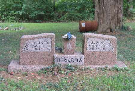 TURNBOW, HATTIE MARVINE - Lawrence County, Arkansas | HATTIE MARVINE TURNBOW - Arkansas Gravestone Photos