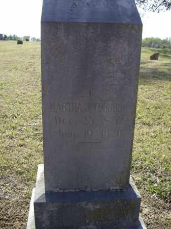 TURNBOW, MARTHA J. - Lawrence County, Arkansas | MARTHA J. TURNBOW - Arkansas Gravestone Photos