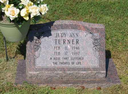 TURNER, JUDY ANN - Lawrence County, Arkansas | JUDY ANN TURNER - Arkansas Gravestone Photos