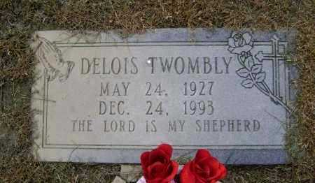 WARNER TWOMBLY, DELOIS - Lawrence County, Arkansas | DELOIS WARNER TWOMBLY - Arkansas Gravestone Photos