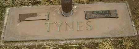 TYNES, HENRY CLYDE - Lawrence County, Arkansas   HENRY CLYDE TYNES - Arkansas Gravestone Photos