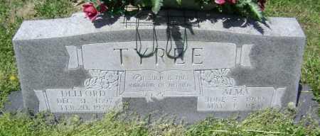 TYREE, ALMA - Lawrence County, Arkansas | ALMA TYREE - Arkansas Gravestone Photos