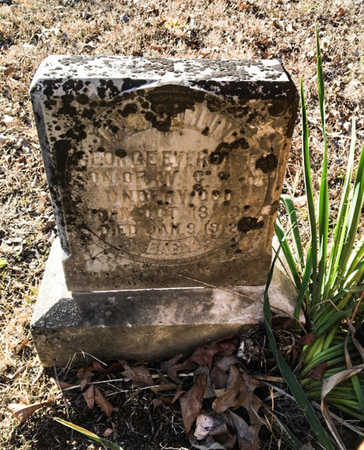UNDERWOOD, GEORGE EVERETTE - Lawrence County, Arkansas | GEORGE EVERETTE UNDERWOOD - Arkansas Gravestone Photos
