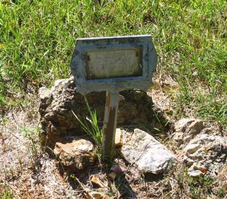 UNKNOWN, GARLAND - Lawrence County, Arkansas | GARLAND UNKNOWN - Arkansas Gravestone Photos