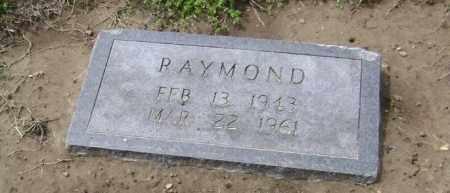 UNKNOWN, RAYMOND - Lawrence County, Arkansas | RAYMOND UNKNOWN - Arkansas Gravestone Photos