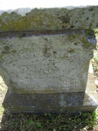 UNKNOWN, SON - Lawrence County, Arkansas   SON UNKNOWN - Arkansas Gravestone Photos