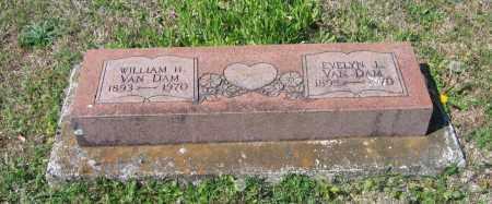 VANDAM, EVELYN JEROME - Lawrence County, Arkansas | EVELYN JEROME VANDAM - Arkansas Gravestone Photos