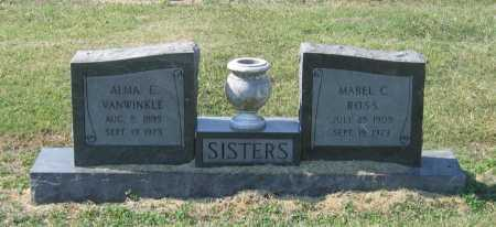 ROSS, MABEL CELIA - Lawrence County, Arkansas | MABEL CELIA ROSS - Arkansas Gravestone Photos
