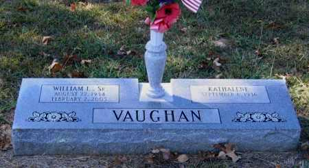 VAUGHAN, SR., WILLIAM L. - Lawrence County, Arkansas | WILLIAM L. VAUGHAN, SR. - Arkansas Gravestone Photos