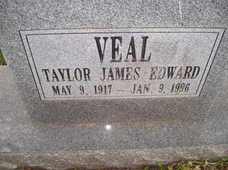 VEAL, TAYLOR JAMES EDWARD - Lawrence County, Arkansas | TAYLOR JAMES EDWARD VEAL - Arkansas Gravestone Photos