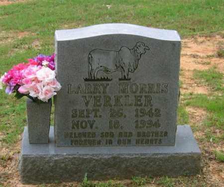 VERKLER, LARRY MORRIS - Lawrence County, Arkansas | LARRY MORRIS VERKLER - Arkansas Gravestone Photos