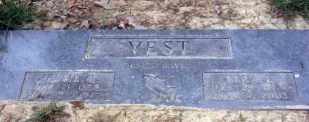 VEST, VERA INEZ - Lawrence County, Arkansas | VERA INEZ VEST - Arkansas Gravestone Photos