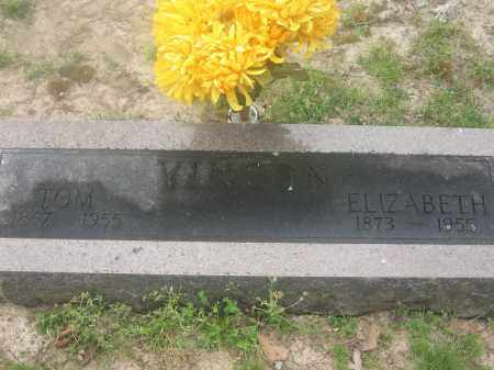 VINSON, ELIZABETH - Lawrence County, Arkansas | ELIZABETH VINSON - Arkansas Gravestone Photos