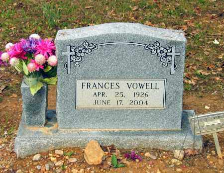 RAGSDALE VOWELL, NELLIE FRANCES - Lawrence County, Arkansas | NELLIE FRANCES RAGSDALE VOWELL - Arkansas Gravestone Photos