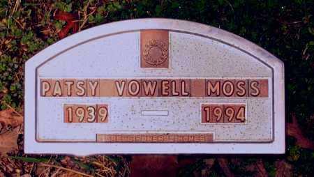 VOWELL, PATSY - Lawrence County, Arkansas   PATSY VOWELL - Arkansas Gravestone Photos