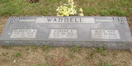 WADDELL, LORENE - Lawrence County, Arkansas | LORENE WADDELL - Arkansas Gravestone Photos