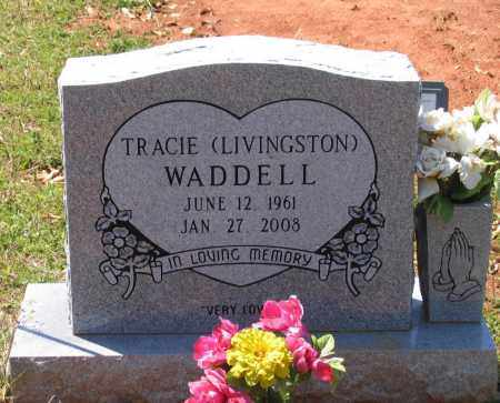 LIVINGSTON WADDELL, TRACIE LEA - Lawrence County, Arkansas | TRACIE LEA LIVINGSTON WADDELL - Arkansas Gravestone Photos