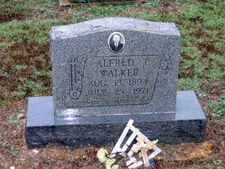 WALKER, ALFRED THEODORE - Lawrence County, Arkansas | ALFRED THEODORE WALKER - Arkansas Gravestone Photos